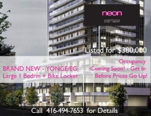 neon condos for sale